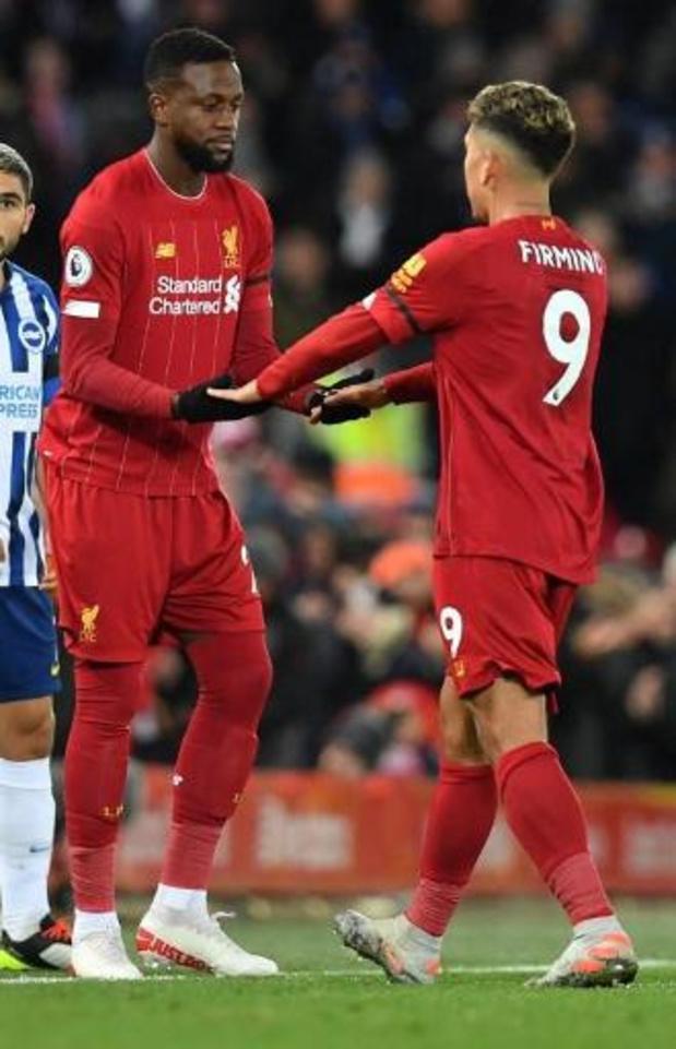 Les Belges à l'étranger - Liverpool s'envole en tête, Tottenham engrange un 2e succès en championnat avec Mourinho