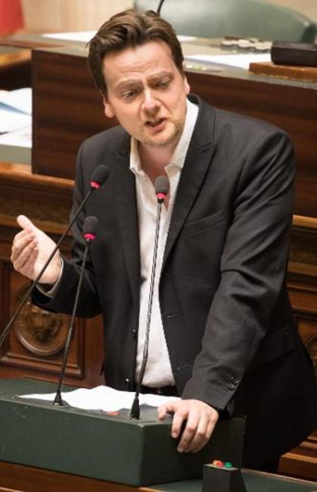 François De Smet is met 62,3 procent verkozen tot nieuwe voorzitter van DéFI