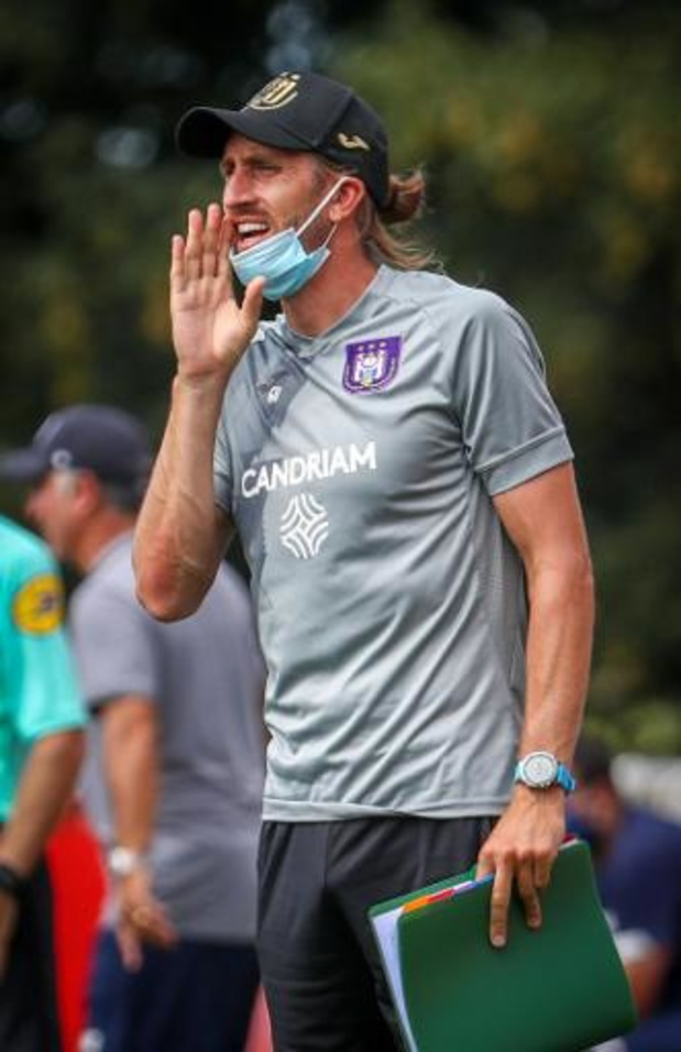 Jupiler Pro League - Nicolas Frutos quitte Anderlecht pour devenir adjoint de Losada au DC United