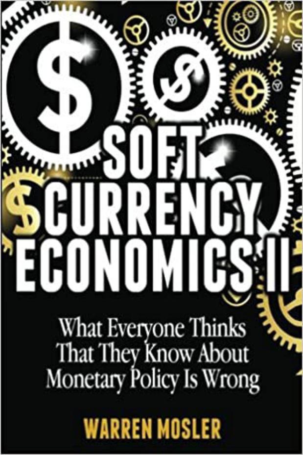 Het geldboek van Jef Poortmans (redacteur Trends): Soft Currency Economics van Warren Mosler