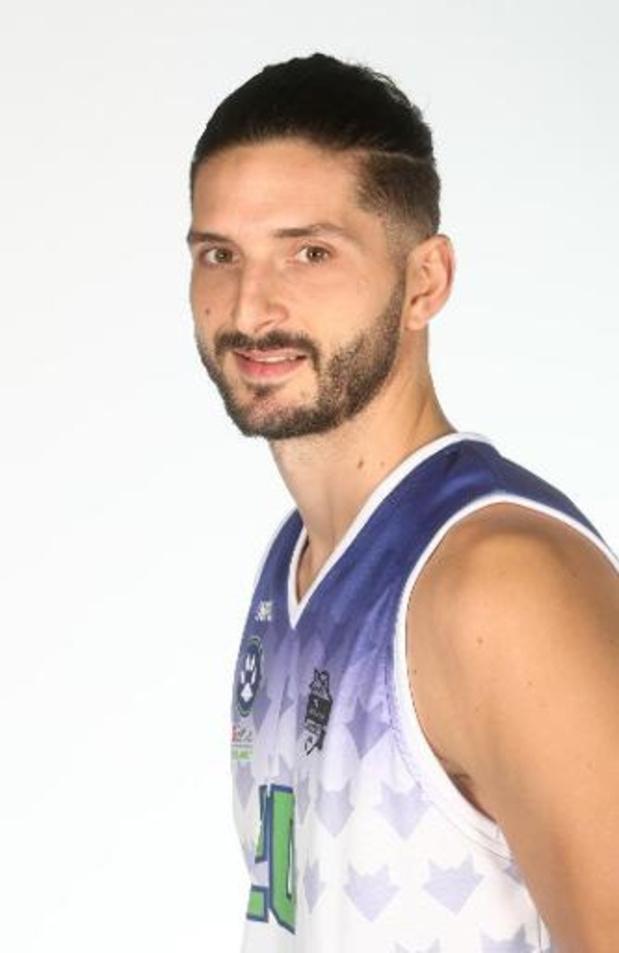Lorenzo Giancaterino déclaré inapte pour le basket