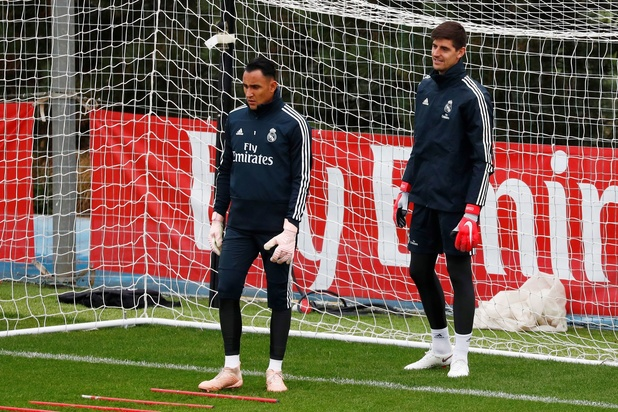"Keylor Navas: ""Je ne quitterai le Real que si Zidane me le demande"""