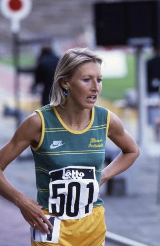 Voormalig marathonloopster Ria Van Landeghem daagt Jacques Rogge voor de rechter