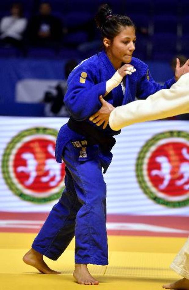 Anne-Sophie Jura arrête sa carrière de judokate