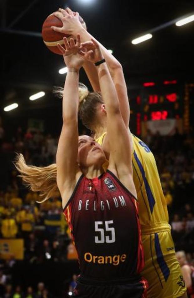 """OKT basket (v) - Julie Allemand en Antonia Delaere """"realiseren het zich nog niet"""""""