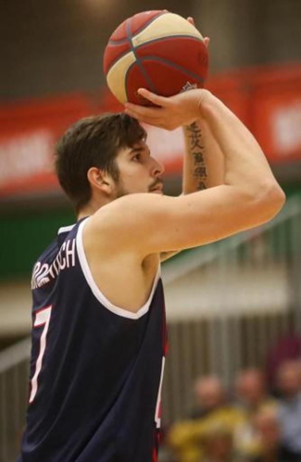 EuroMillions Basket League - Brussels wint vlot in Luik