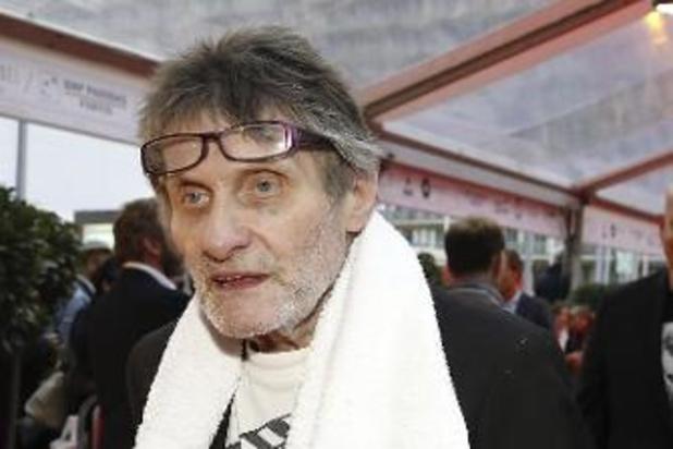 Filmregisseur Robbe De Hert overleden