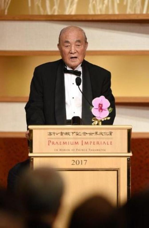 Mort à 101 ans de Yasuhiro Nakasone, ancien Premier ministre du Japon