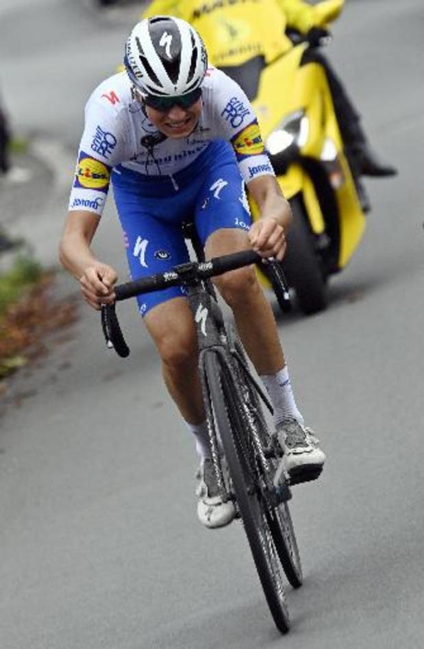 Tour du Pays Basque: la sélection de Deceuninck-Quick Step avec Pieter Serry et Mauri Vansevenant