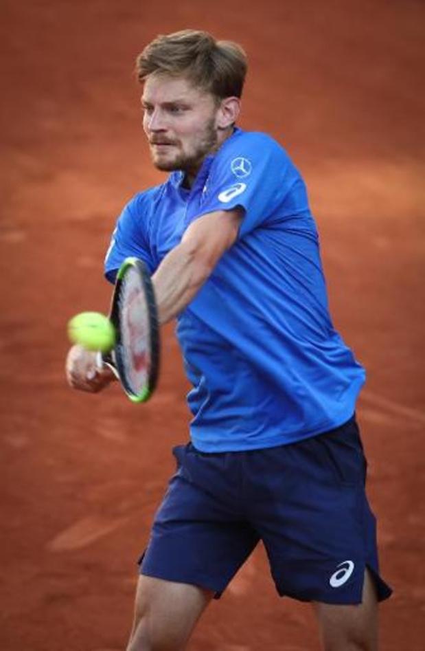 Roland-Garros - Goffin, Mertens, Flipkens, Van Uytvanck et Minnen disputeront Roland-Garros