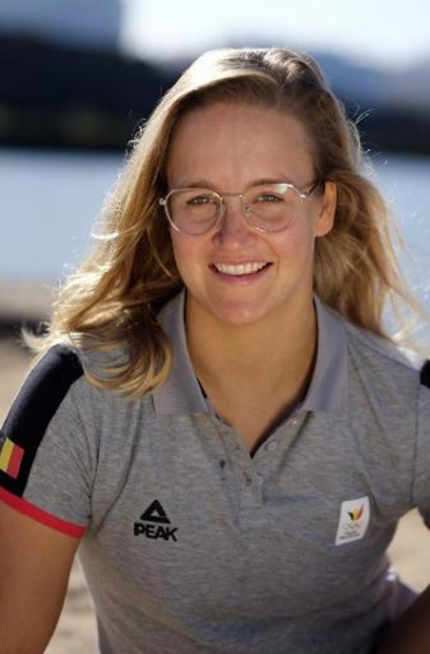 Euro en Laser & Laser Radial - Emma Plasschaert, 3e, remonte sur le podium provisoire, après 4 journées en Laser Radial