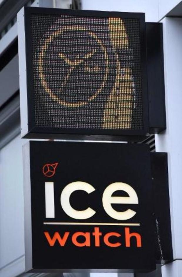 Ice-Watch commande 5 millions de masques qui seront livrés en Belgique à partir de mi-mai