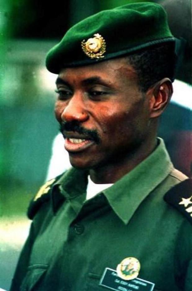 Eddy Kapend, ex-adjudant van Laurent-Désiré Kabila, komt vrij