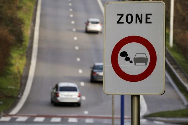 Bruxelles: les détails sur l'interdiction de circulation des véhicules les plus polluants