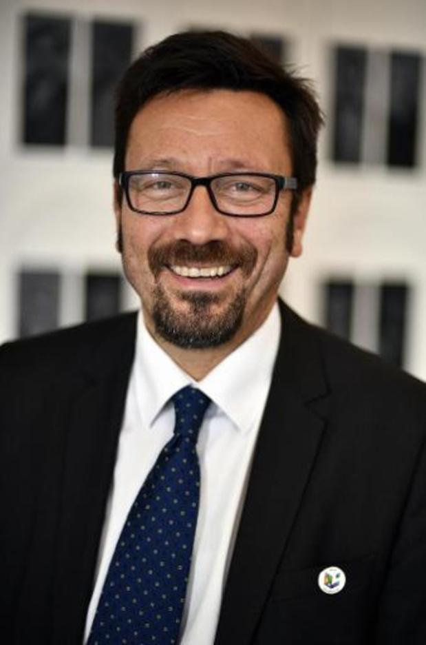 Laurent Despy à la tête de l'Académie de recherche et d'enseignement supérieur