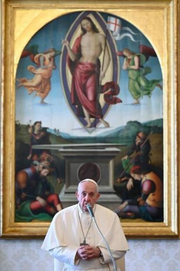 Paus Franciscus krijgt vaccin in Vaticaan