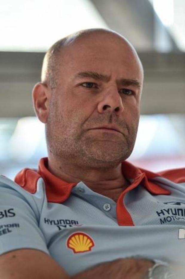 Andrea Adamo et Hyundai visent un troisième titre mondial de rang chez les constructeurs