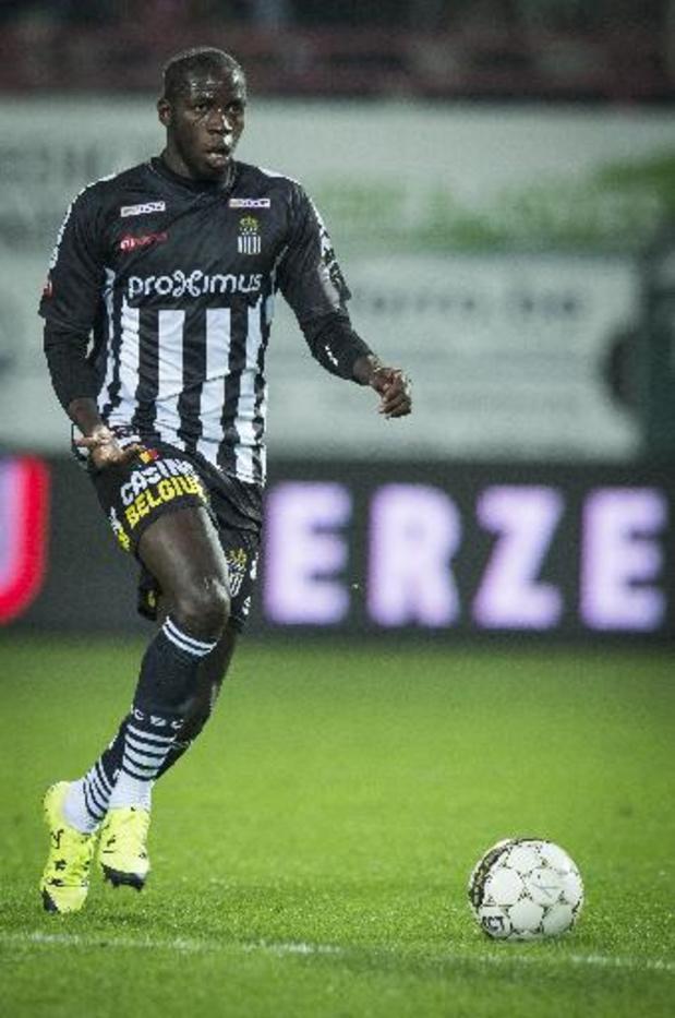 Diandy maakt langverwachte rentree bij Charleroi na 514 dagen blessureleed