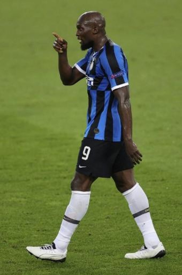 Romelu Lukaku désigné Joueur de la saison en Europa League