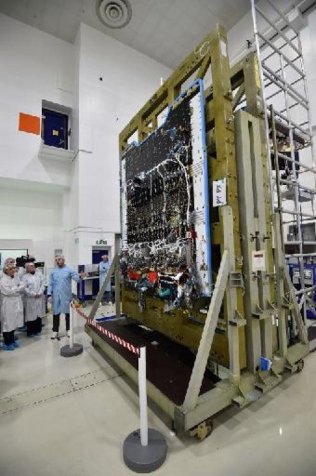 Geslaagde lancering Ariane 5-raket met aan boord Eutelsat Quantum