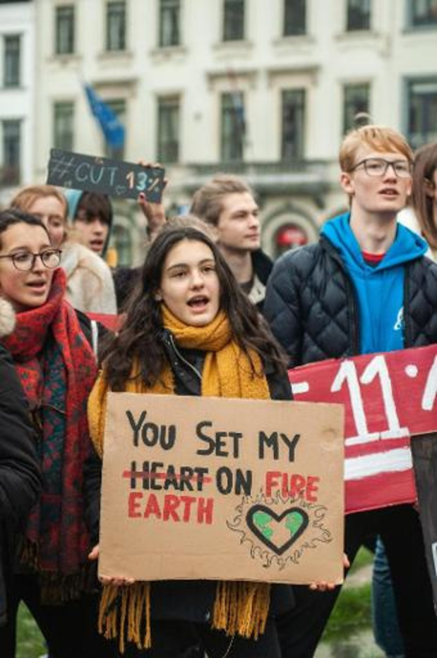 """""""Affaire Climat"""": les citoyens belges sont appelés à se mobiliser dimanche"""