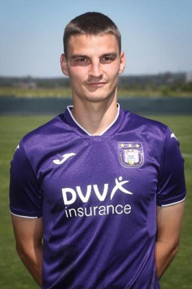 Pieter Gerkens passe d'Anderlecht à l'Antwerp
