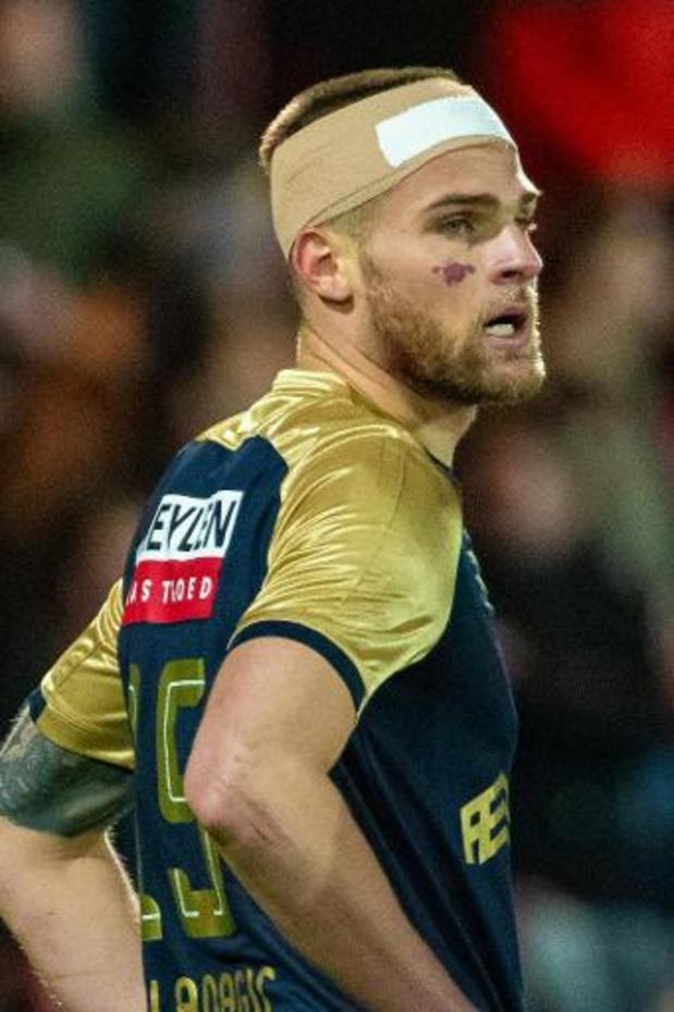 AA Gent neemt Dino Arslanagic over van Antwerp, Nurio komt over van Charleroi