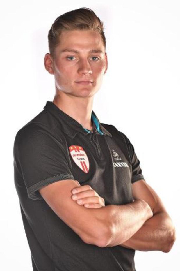 """Tour de Grande-Bretagne - Trois étapes et le classement final pour Mathieu van der Poel: """"une semaine de rêve"""""""