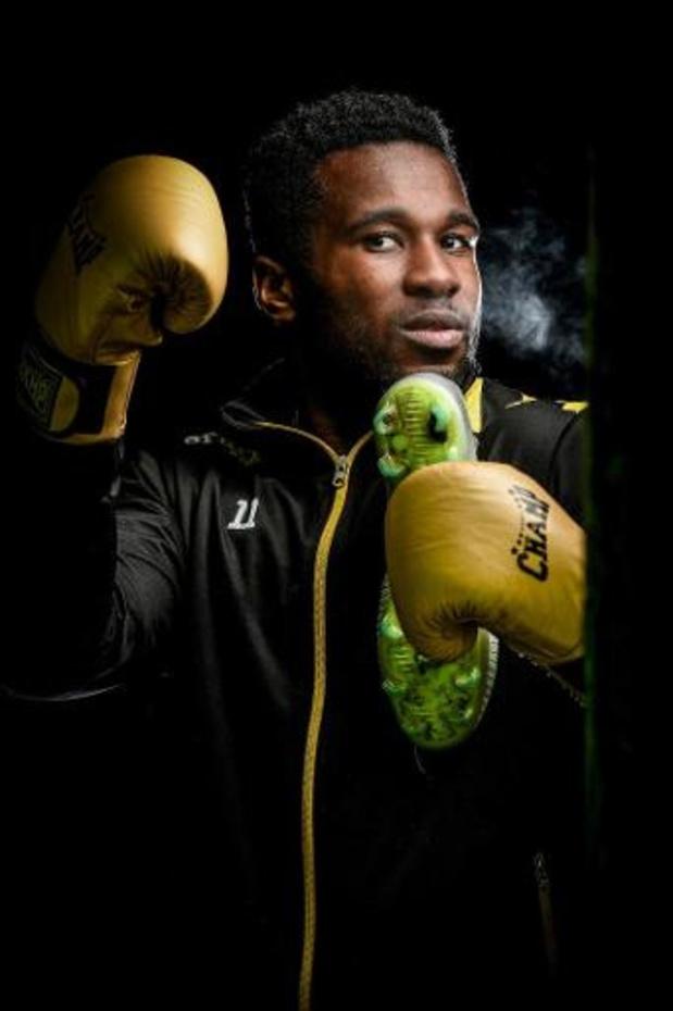 Yves Ngabu verliest zijn Europese titel in Londen