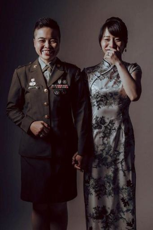 """Taïwan: deux couples homosexuels se diront """"oui"""" lors d'un mariage organisé par l'armée"""