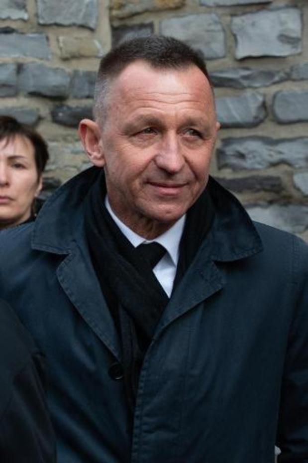 Andrei Tchmil a été opéré d'un cancer