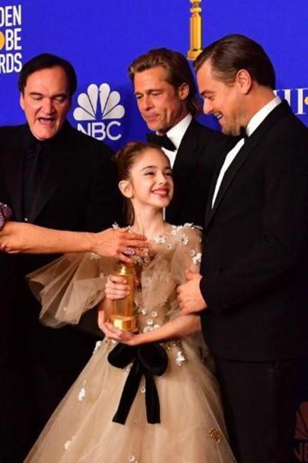"""Golden Globes 2020 - """"1917"""" sacré meilleur film dramatique, """"Once upon a time in Hollywood..."""" trois fois primé"""