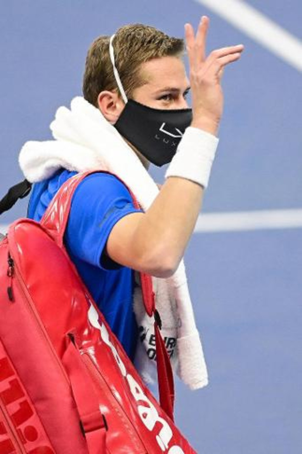 Kimmer Coppejans mag naar laatste kwalificatieronde Australian Open