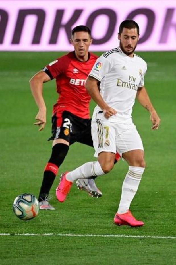 """Real Madrid: """"On ne veut pas prendre de risques"""", avec Hazard, confie Zidane"""