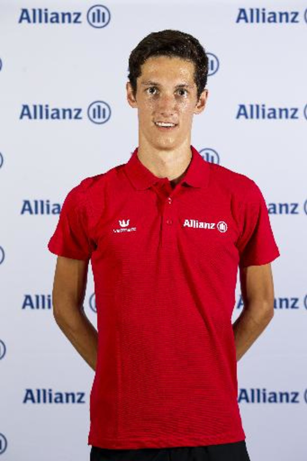 Ruben Verheyden snelt verrassend naar goud op de 1.500 meter