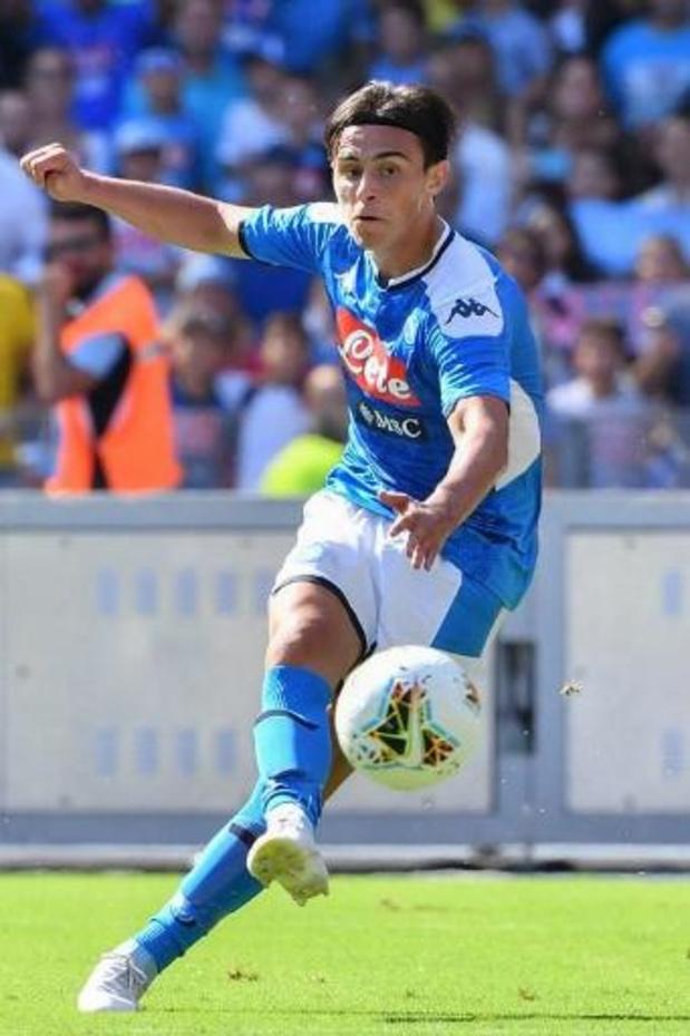 Un 2e joueur de Naples positif avant de défier la Juventus