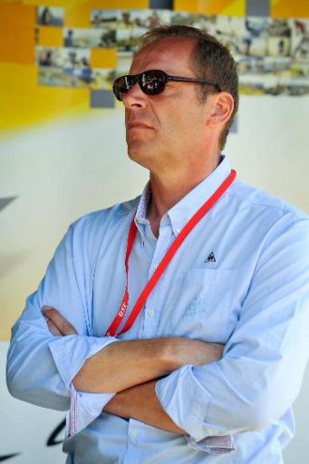Coronavirus - Christian Prudhomme: pas question d'équipe supplémentaire au Tour de France