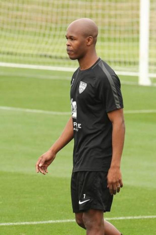 Knowledge Musona (Anderlecht) testé par Eupen