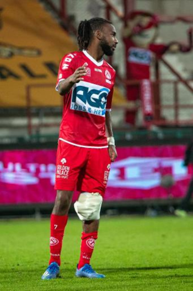 Jupiler Pro League - Courtrai s'impose face à Ostende 3-1 et remonte au 9e rang