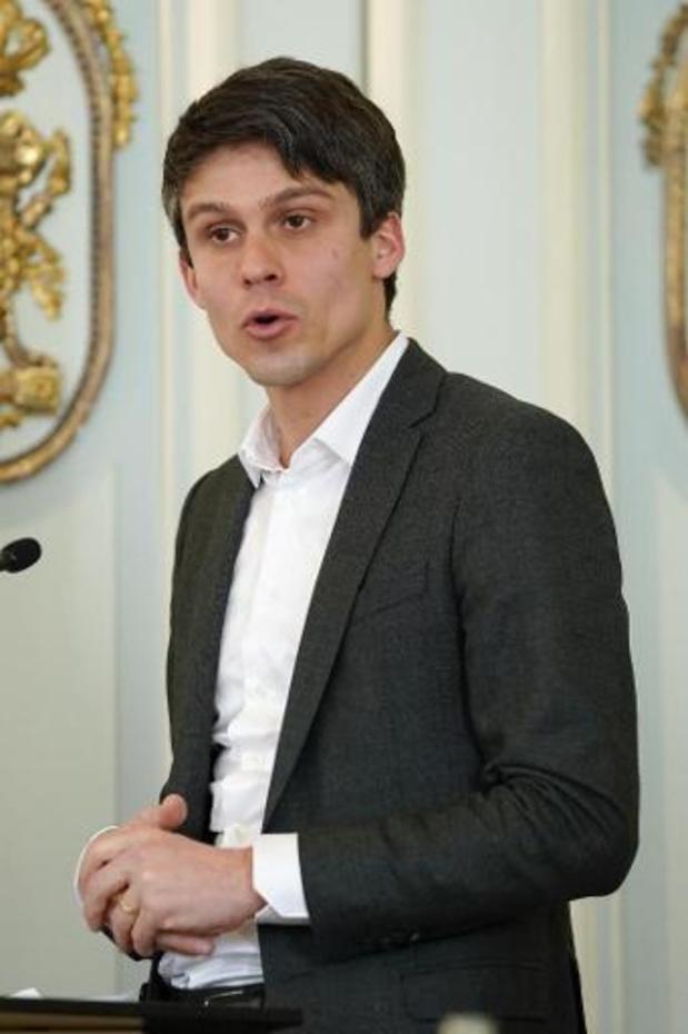 Vlaams minister van Media Benjamin Dalle dient klacht in tegen website SPECTR