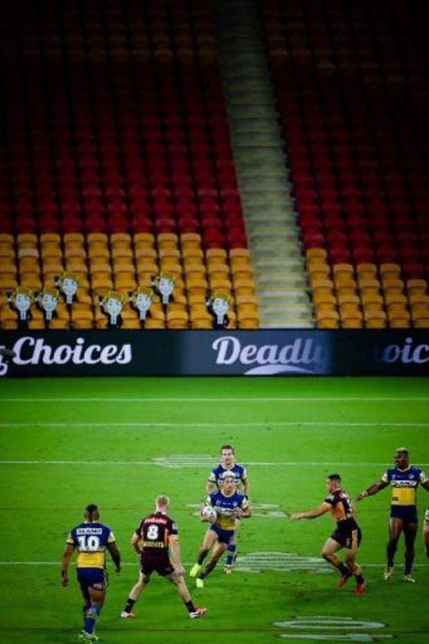 Australië laat vanaf juli 10.000 mensen toe in stadion voor 40.000 mensen