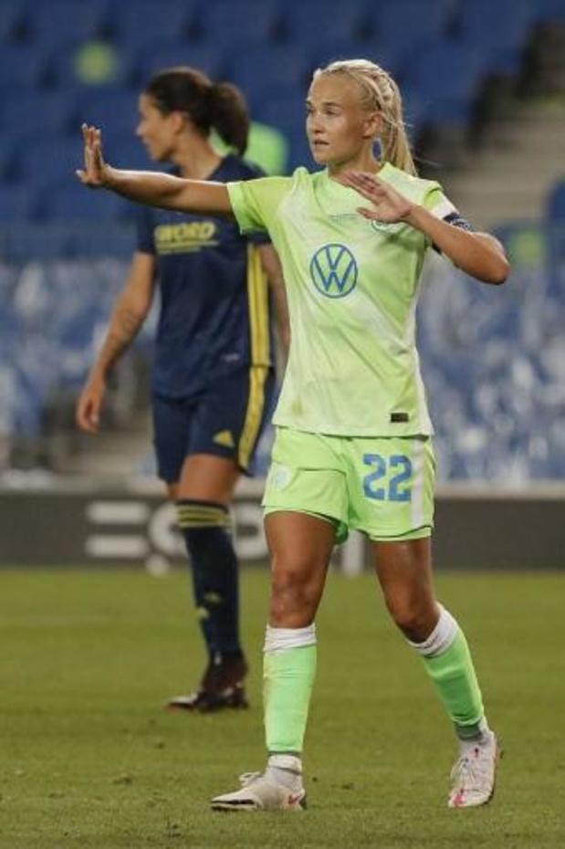 Pernille Harder verlaat Wolfsburg voor Chelsea