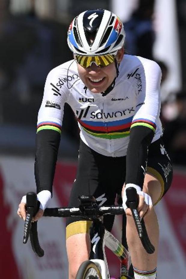Van der Breggen remporte le Giro Donne pour la quatrième fois