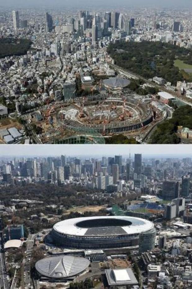 Les JO de Tokyo coûteront au Japon au moins 11,5 milliards d'euros