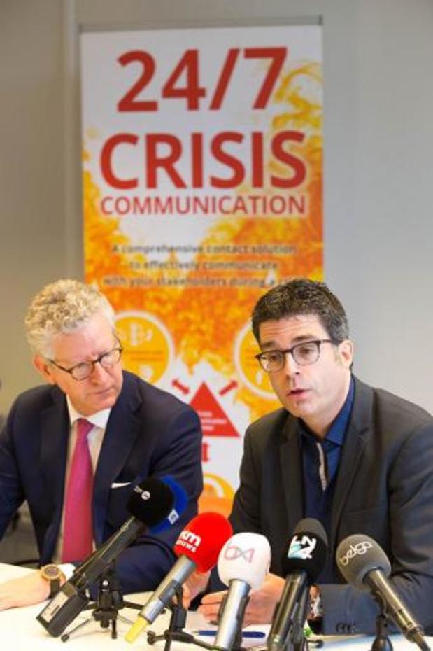 Kaap van duizend bevestigde besmettingen gerond in België, vijfde dode