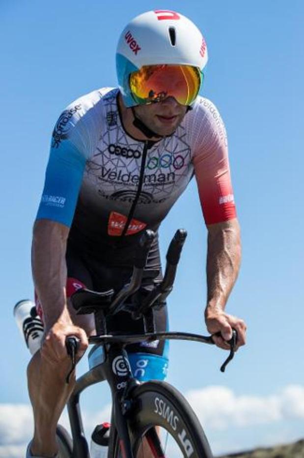 55 triathlètes belges, dont le seul pro Bart Aernouts, au départ de l'Ironman d'Hawaii