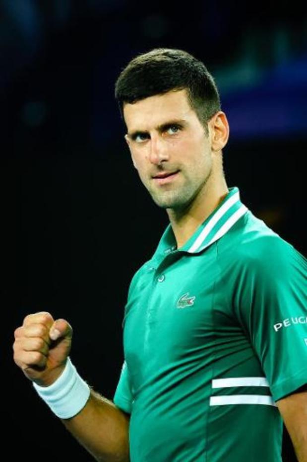 Djokovic breekt record Federer: 311 weken nummer een van de wereld