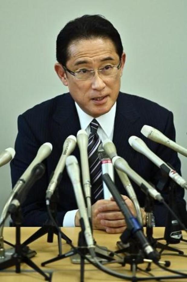Gewezen buitenlandminister Kishida wil Abe opvolgen als partijleider