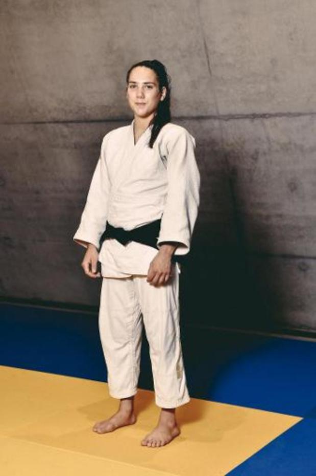 European Open judo - Amber Ryheul pakt brons in Bratislava