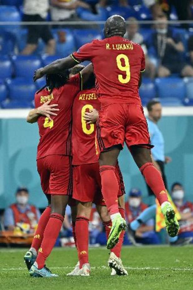 Euro 2020 - Retour en chiffres sur la victoire tout en contrôle de la Belgique contre la Finlande